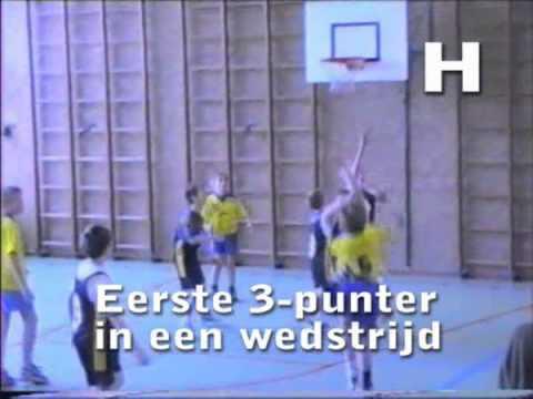 Martijn eerste 3-punter in game