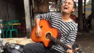 Cover gitar kelangan, om telolet om