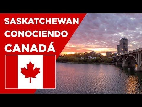 Saskatchewan, las praderas canadienses / Conociendo Canadá