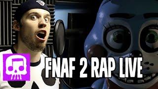 Скачать Five Nights At Freddy S 2 Rap LIVE By JT Music Five More Nights