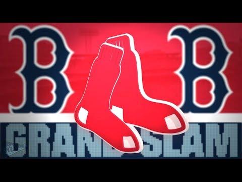 Boston Red Sox 2018 Grand Slam Song