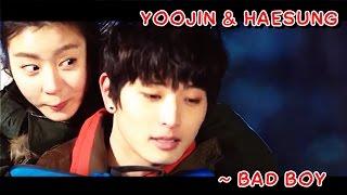 Dream High 2 YOOJIN HAESUNG BAD BOY.mp3