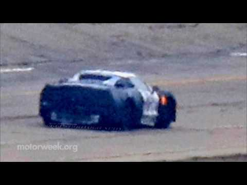 MotorWeek | EyeSpy: Mid-Engine Corvette