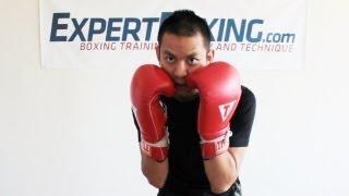 MIKE TYSON Peek a Boo Boxing Style