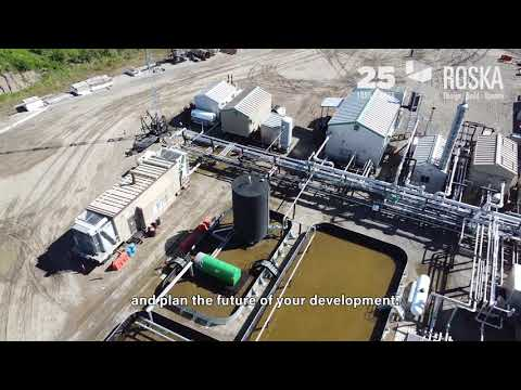 Field Gas Processing - Early Production Facility (EPF)