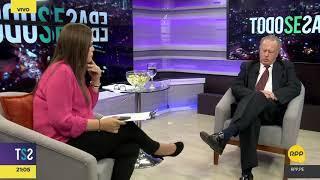 Todo Se Sabe│Jorge Kisic es el nuevo ministro de defensa