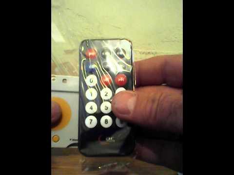 Auto Car Telecontrol Tape Cassette MP3 Player