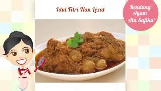 Dapur Umami - Rendang Ayam ala Sajiku®