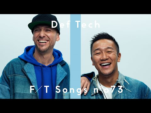 Def Tech – Like I Do  / THE FIRST TAKE