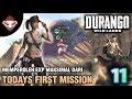 DURANGO WILD LANDS - (11) Memperoleh EXP Maksimal dari Todays First Mission