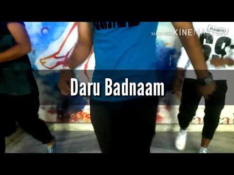 Daru Badnaam - Song | Rohit Sharma Choreography | Stepup Dance & Fitness Studio