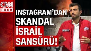 Selçuk Bayraktar'ın Mescid-i Aksa paylaşımına Instagram ve Facebook'tan sansür