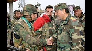 أوامر روسية لضم ميليشيا الدفاع الوطني لجيش نظام الأسد #هنا_سوريا