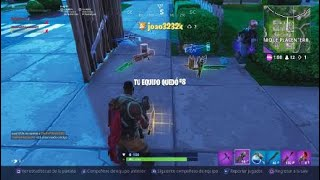 The worst bug in fortnite