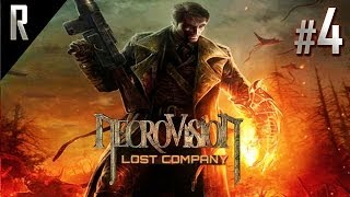 ◄ Necrovision: The Lost Company Walkthrough HD - Part 4