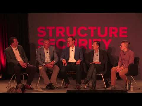 Structure Security 2017: Funding The Future Of Security Innovation Panel