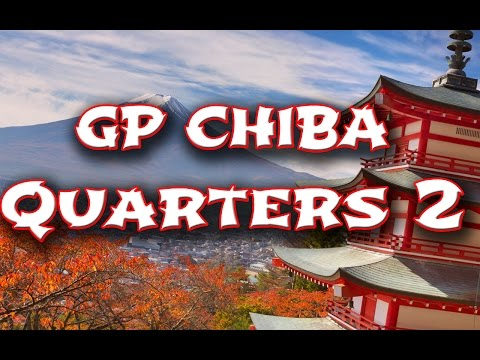 Grand Prix Chiba 2016 - Quarterfinals 2/2