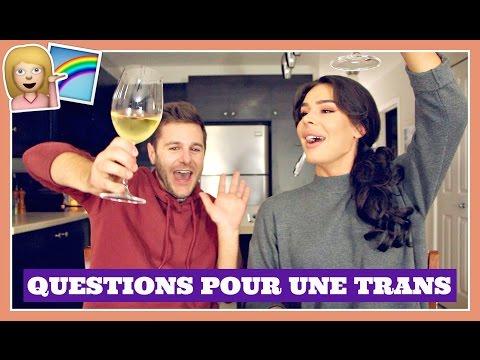 QUESTIONS POUR UNE TRANS ET UN GAY (avec Gabrielle Marion) | PL Cloutier