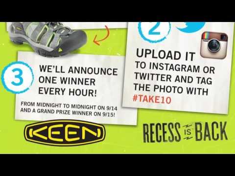 KEEN | Recess Case Study