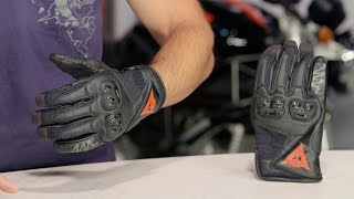 Dainese MIG C2 Gloves Review at RevZilla.com