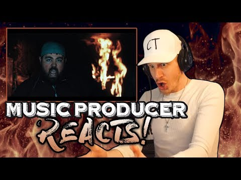 Music Producer Reacts to Crypt x Quadeca x Dax x Scru - Four Horsemen