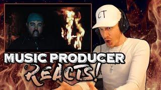 Music Producer Reacts to Crypt x Quadeca x Dax x Scru - Four Horsemen
