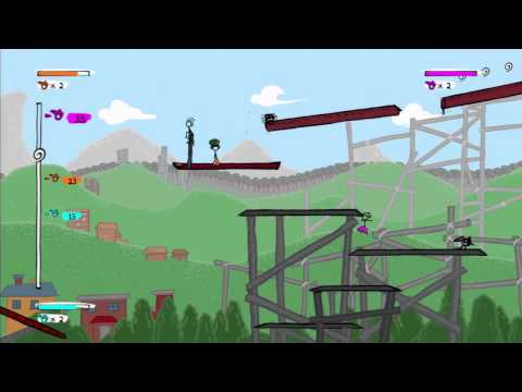 cy Pants Adventures PS3 Quick Play HD GigaBoots.com