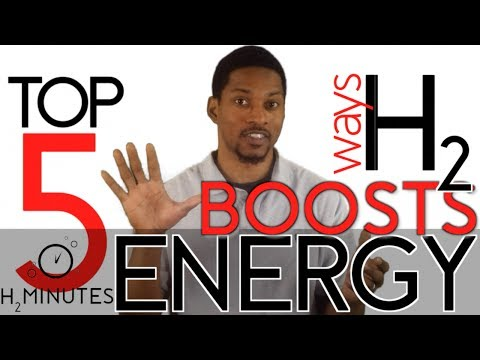 More Energy with Molecular Hydrogen! - Ep. 19