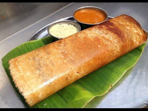 Masala Dosa | Masala Dosai | Easy Homemade Masala Dosa | South Indian Breakfast Recipe