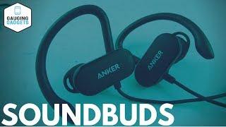 Anker Soundbuds Curve Headphones Review