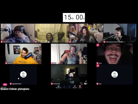 Greekgodx and Pokimane on RajjPatels Rajj Royale Podcast!