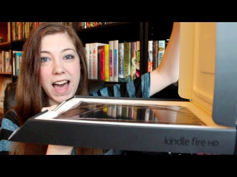 """Kindle Fire HD 8.9"""" Unboxing!"""