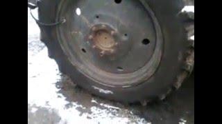 Вот как надо качать колёса !!!