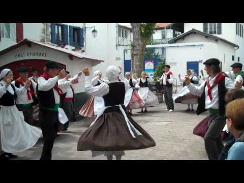Basque Country Traditional Dance