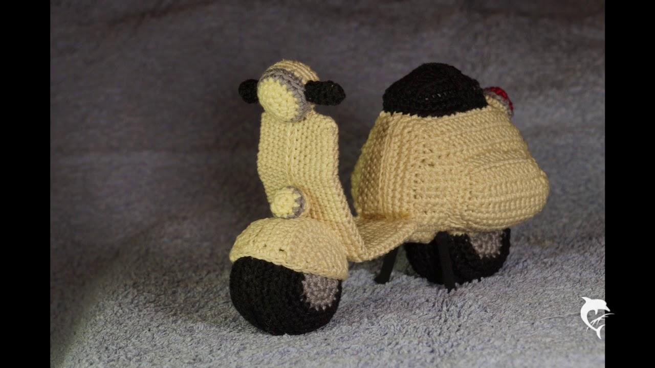 Zan Crochet: Vespa | 720x1280