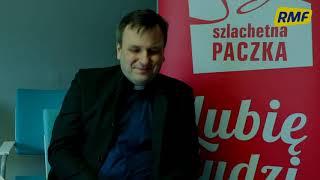 Ks. Grzegorz Babiarz, nowy prezes Wiosny kluczy w wywiadzie z RMF FM