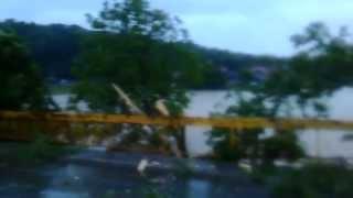 Poplava u Srbiji (Serbia,River Kolubara floods)