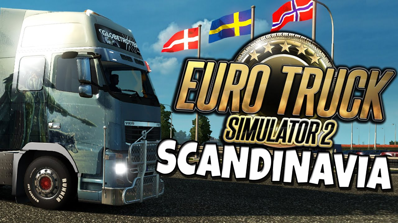 euro truck simulator 2 scandinavia dlc road trip youtube. Black Bedroom Furniture Sets. Home Design Ideas