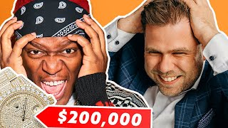 Watch Expert Reacts To KSI's $200,000 Rolex