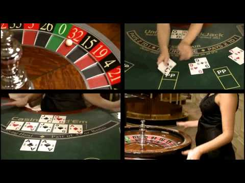 Playtech Live Dealer Casino.mp4