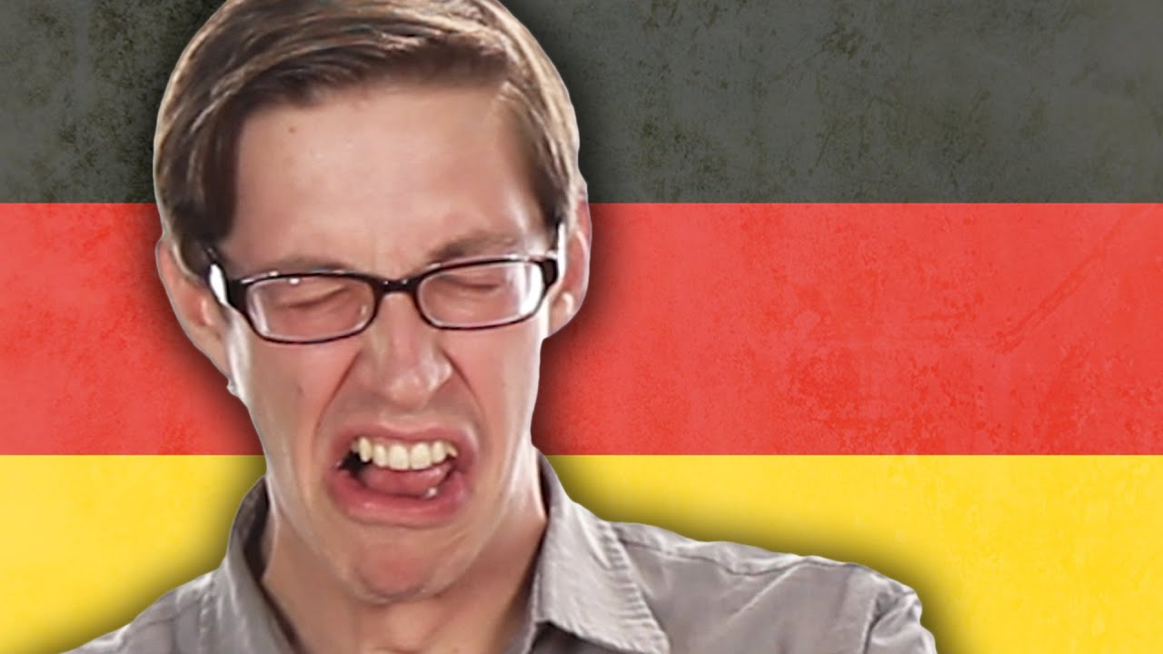 Americans Try German Food For The First Time - YouTube