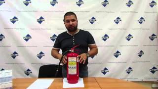 Смотреть видео журнал учета огнетушителей