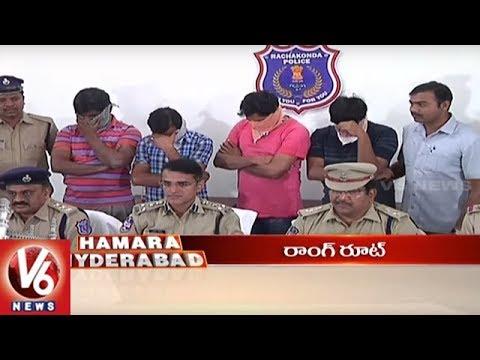 10 PM Hamara Hyderabad   16th February 2018   V6 Telugu News