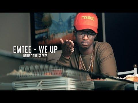 Emtee - We Up (Behind the Scenes)
