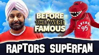 Nav Bhatia | Before They Were Famous | Toronto Raptors Super Fan