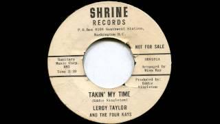 Leroy Taylor - Takin