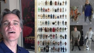My Complete Vintage Star Wars Figure Collection