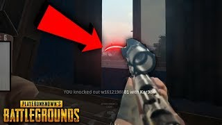 Insanely Long Range Kar98 Snipe..!!   Best PUBG Moments and Funny Highlights - Ep.83