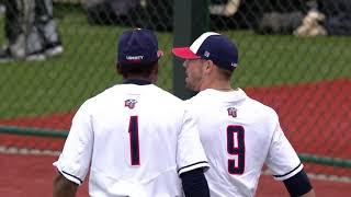 Liberty University Baseball Catch