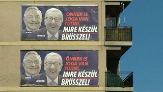 """""""Bezug zur Realität verloren"""" - Orban wettert wieder gegen EU und EVP"""